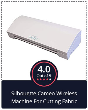 Best Electronic Cutter for Home – Silhouette Cameo Wireless Machine For Cutting Fabric