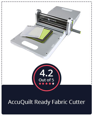 Best for Quilting – AccuQuilt Ready Fabric Cutter