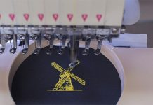 how to use a Embroidery machine
