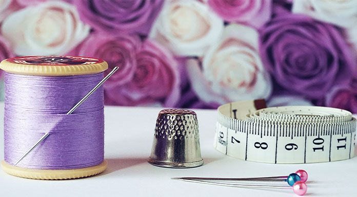 Guide on different types and sizes of sewing machine needles